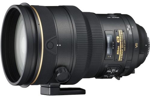 AF-S NIKKOR 200 mm f/2G ED VR II