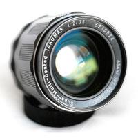 Lente-fotográfica
