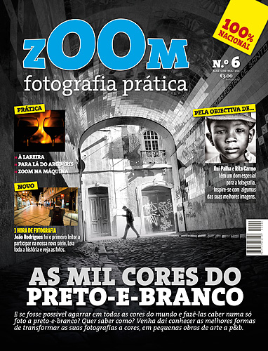 Capa revista ZOOM n.6