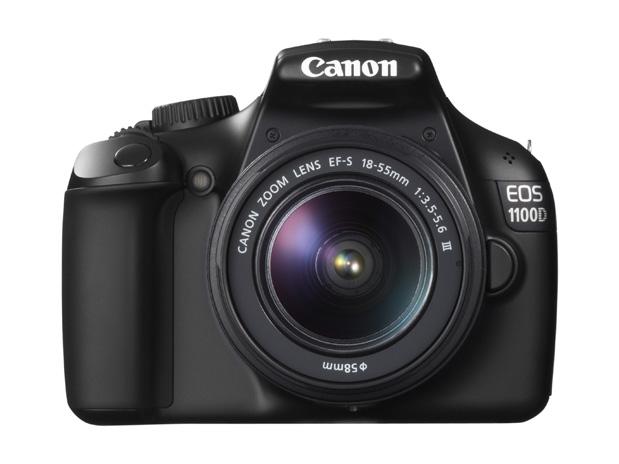 Dicas de qual câmera comprar!  EOS-1100D-BLACK-FRT-w-EF-S-18-55mm-III