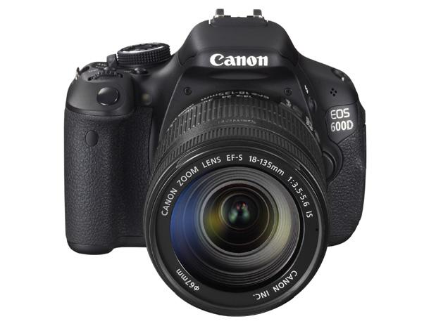 EOS 600D FRA w EF S 18 135mm IS Capte todos os momentos das suas aventuras com a nova EOS 600D | Rebel T3i