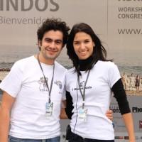 Diogo ramos e Huaíne Nunes no Wedding Brasil 2011
