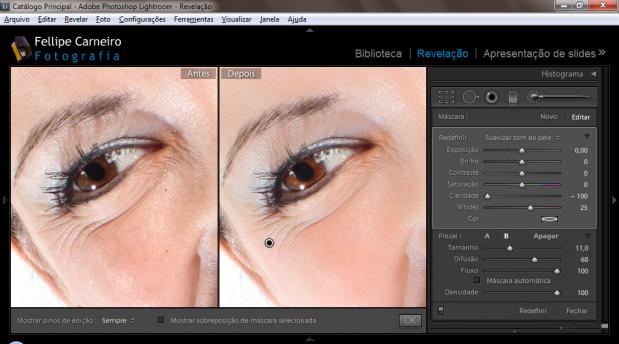 Retocando pele com o Adobe Lightroom 619x344 Retocando rostos com o Adobe Lightroom