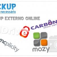 Backup Externo Online