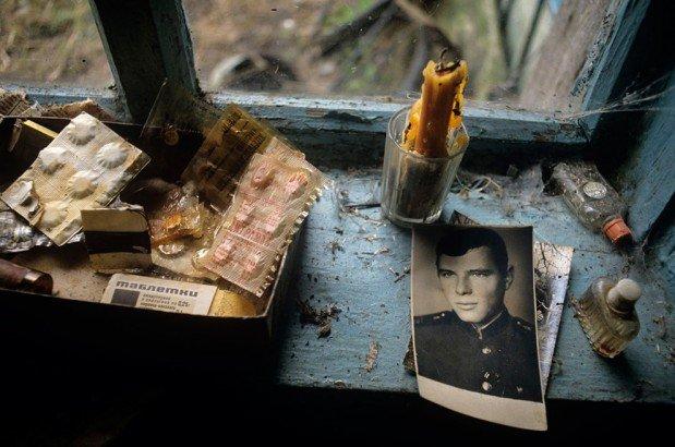 Fotojornalismo - Acidente Nuclear de Chernobyl | Fotografia-DG