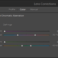 Lens Corrections