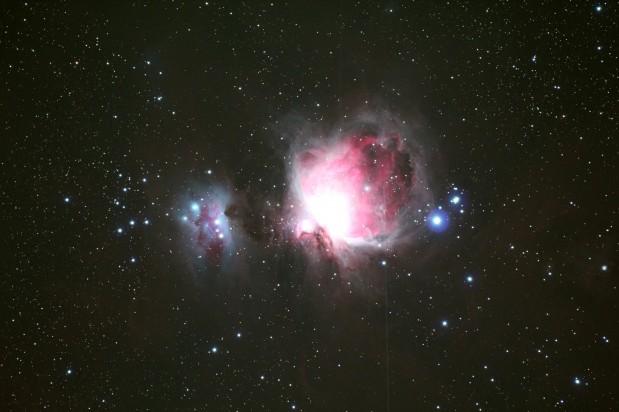 M42 Orion nebula 619x412 Canon apresenta EOS 60Da