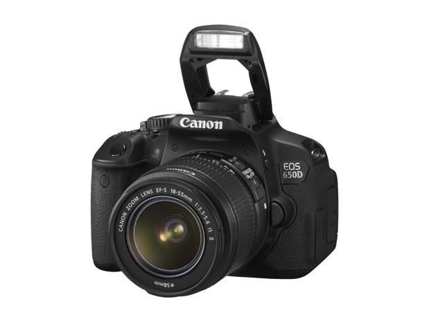 Canon lança Canon T4i / 650D