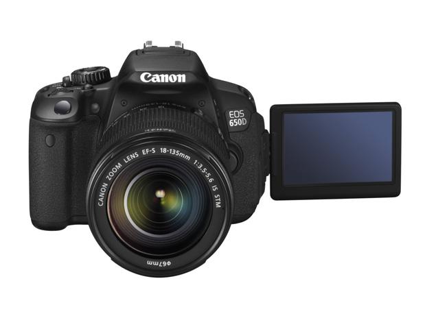 EOS 650D Canon lança Canon T4i / 650D