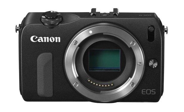 Canon EOS M Canon anuncia sua compacta sem espelho, a EOS M