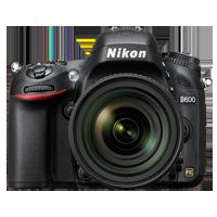 Nikon D600 câmera DSLR full-frame