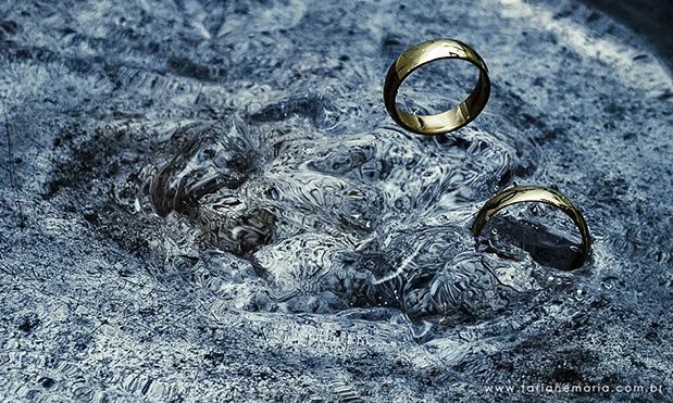 Alianças-Casamento