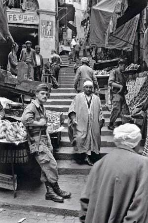 Argel 1959 Fotografia de Sergio Larrain