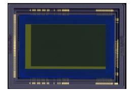 Sensor de imagens de 35mm