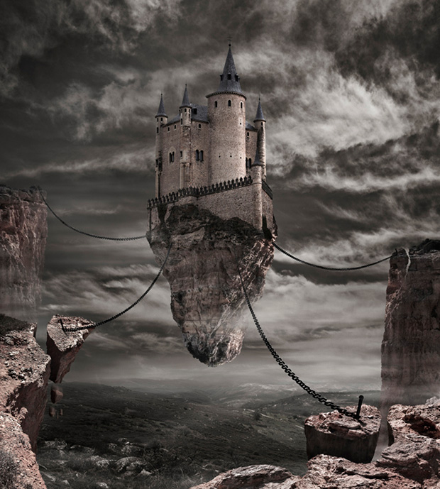 Surrealismo por Andre Boto