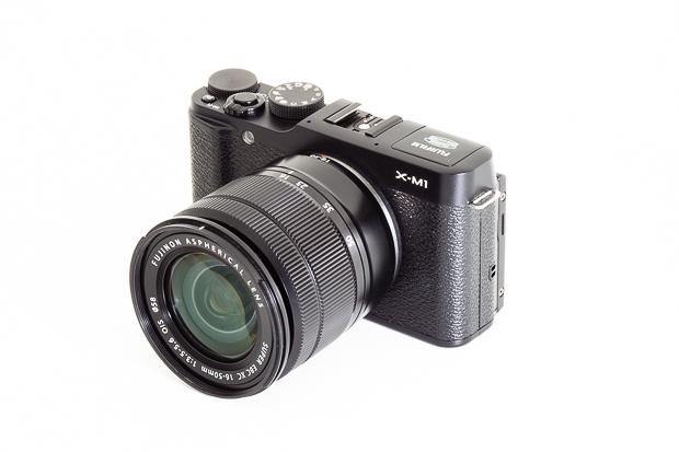 Fujifilm X-M1 - kit