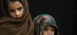 Muheisen e a beleza trágica de crianças refugiadas