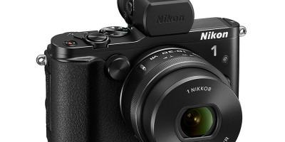 Nikon 1 V3 - frente