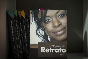 livro Fotografia de retrato - capa