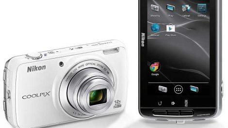 Nikon S810c