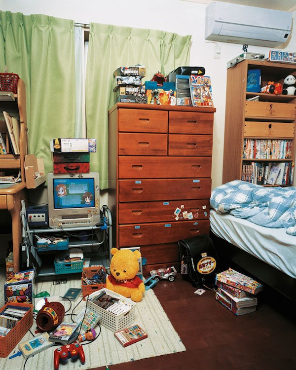 James Mollison e onde as crianças dormem | Fotografia-DG