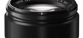Fujifilm lança agora, de fato, a Fujinon XF 56mm f/1.2 R