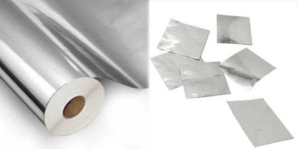 Papel metalizado