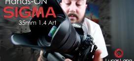 Sigma Art 35mm 1.4 | HANDS-ON