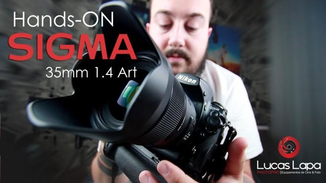 Sigma Art 35mm 1.4 | HANDS-ON - Fotografia DG