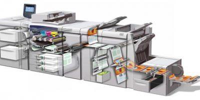 Impressora Xerox-Color_J75 e C75