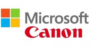 Acordo entre Canon e Microsoft