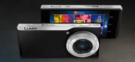 Câmerafone Lumix CM1