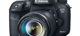 A tão aguardada Canon 7D Mark II