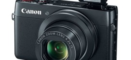 Canon G7X com sensor de 1 polegada