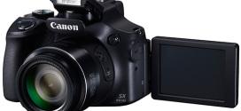 Canon SX60 e N2 para os fãs de longo alcance e conectividade