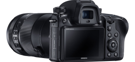 Samsung NX1 com 50-150mm f/4
