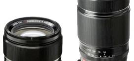 Fuji anuncia objetivas 56mm f/1.2R APD e 50-140mm WR