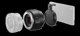 Novos módulos Sony QX1 e QX30