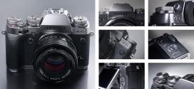 Fujifilm lança a X-T1 Graphite Silver Edition