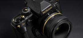 """Nikon comemora um ano de Nikon Df com """"gold edition"""""""