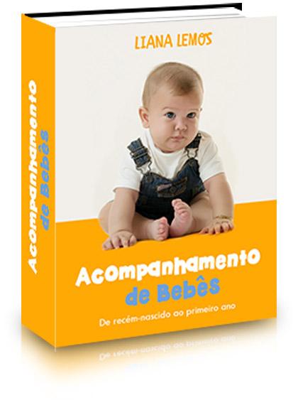 e-Book Acompanhamento de Bebês