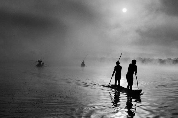 sebastiao salgado 1 Sebastião Salgado: Arte e política em preto e branco