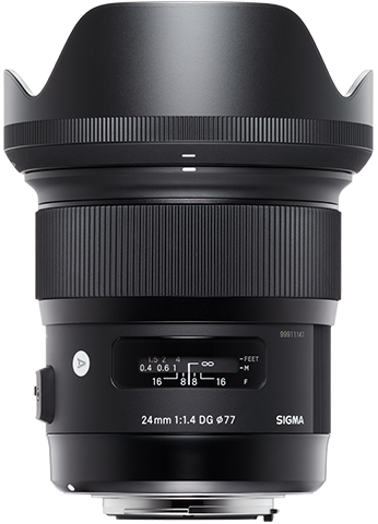 Sigma 24mm f/1.4 Art