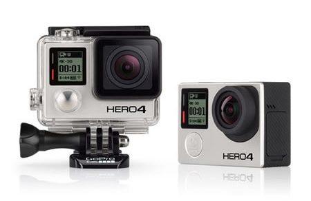 Fig.4 - Exemplo de câmera GoPro