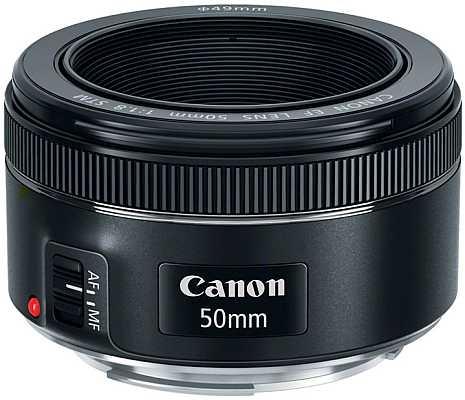 Finalmente é anunciada a nova Canon EF 50mm f/1.8 STM - Fotografia DG