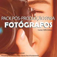 Pack Pós-Produção para Fotógrafos