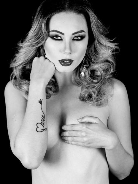 Modelo Camila Guedes