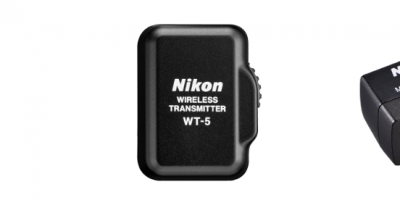 Adaptadores wireless da Nikon