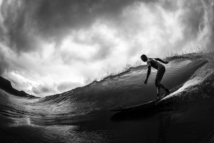 Surfista: Carlos Bahia / Foto: Ale Rodrigues