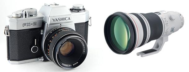Yashica-FX-2-e-Tele-400mm